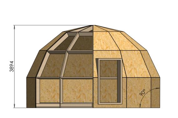 Dome Home Z6.6