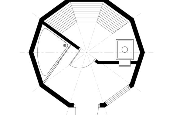 Kuppelmaja Z4(7)
