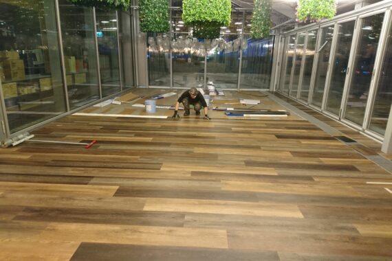 Põrandakatte paigaldamine2