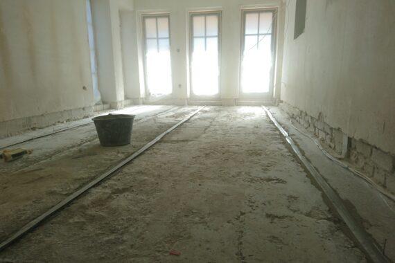 Põranda tasandamine