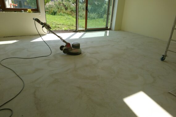 Põranda ettevalmistamine